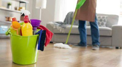 5 sfaturi pentru angajarea unui serviciu de curățănie la domiciliu